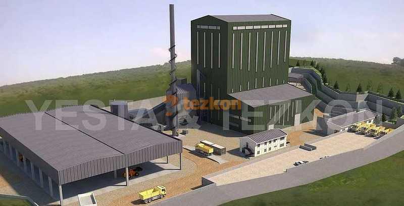 deba enerji biyokütle enerji santrali statik proje