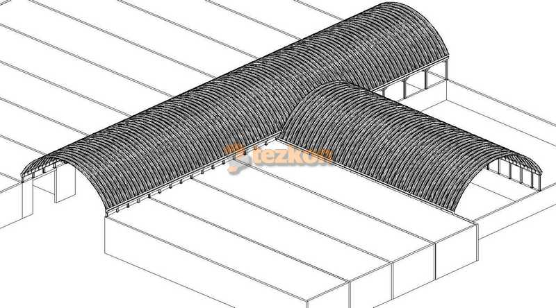 ATLAS ENERGY STEEL ROOF